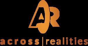 orange AR logo for Across XR